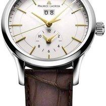 Maurice Lacroix Les Classiques Grande Date GMT Automatik...