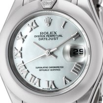 Rolex Masterpiece 18K Solid White Gold