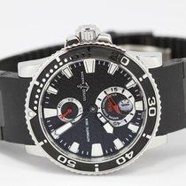 Ulysse Nardin Marine Diver 43mm Black Dial With Rubber Ceramic...