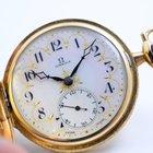 Omega Solid Gold Pocket Watch