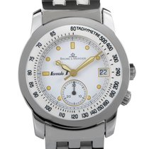 Baume & Mercier Formula S Mens Stainless Steel Chronograph...