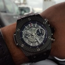 Hublot Bing Bang Unico Carbon