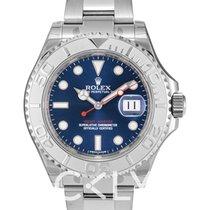 劳力士  (Rolex) Yacht-Master Blue/Steel Ø40mm - 116622