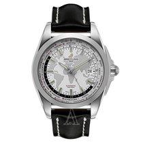百年靈 (Breitling) Men's Galactic Unitime Watch