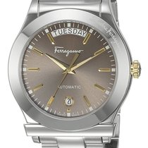 Salvatore Ferragamo 1898 Day-Date Automatic  (Swiss Made)