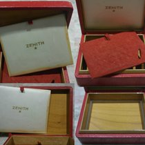 "Zenith rare vintage watch box for chrono models ""little..."