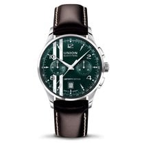 Union Glashütte Noramis Chronograph Limited Edition Sachsen...