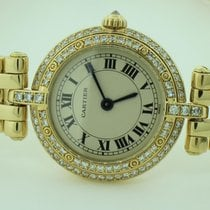 Cartier Vendome Panthere 18K Solid Gold Diamonds