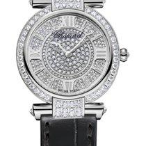 Chopard Imperiale 18K White Gold & Diamonds Ladies Watch