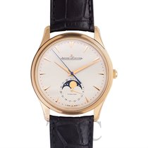Jaeger-LeCoultre Master Ultra Thin Moon Beige 18k Pink...