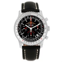 Breitling Navitimer Aopa Limited Edition Black Dial Watch...