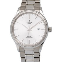 Tudor Style 41mm Stainless Steel Automatic Men's Watch – 12700