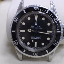 Rolex Submariner 5513 Stainless Steel Very Rare Mint Dial Year...