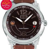 Nouvelle Horlogerie Calabrese (NHC) Central Power Brown
