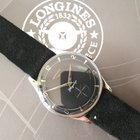 Longines Flagship Manual Vintage Black Dial 30L