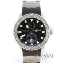 Ulysse Nardin Nardin Maxi Marine Diver Chronometer 1846 Watch...
