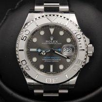 Rolex Yachtmaster 40 rhodium new model