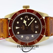 Tudor HERITAGE BLACK BAY BRONZE BASELWORD 43MM BRONZE
