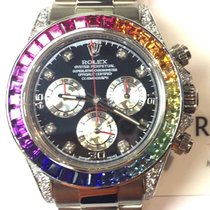 Rolex Daytona Rainbow Fix