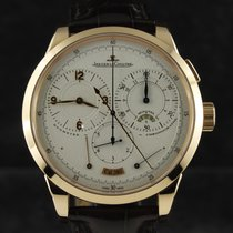 Jaeger-LeCoultre Duometre Chronograph Rose Gold