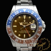 Rolex GMT Master 1675 PCG Tropical Brown Dial
