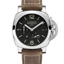 Panerai LUMINOR 1950 3 DAYS GMT POWER RESERVE - 42 MM PAM537