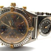 Breitling Windrider Chronomat UTC Stahl / 18k Gold mit...