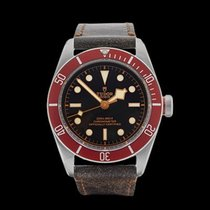 Tudor Heritage Black Bay Stainless Steel Gents 79230R