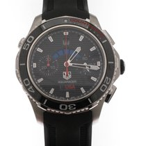 TAG Heuer Aquaracer 500m America's Cup USA Edition CAK211B
