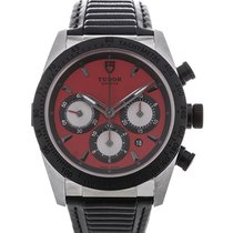 Tudor Fastrider 42 Automatic Red Dial