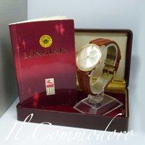 Longines Automatic 18K Gold