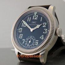 IWC Pilot's Watch Hand-Wound 1936 Vintage Series