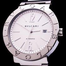 Bulgari Diagono Automatic Date BB44SS Automatic Papiere Herrenuhr