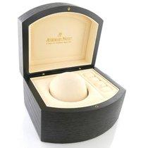 Audemars Piguet Mens  Wooden Watch Box