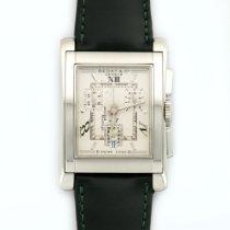 Bedat & Co Platinum No.7 Chronograph Strap Watch