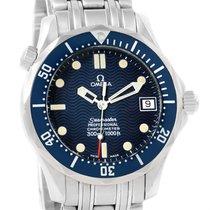 Omega Seamaster Bond 300m Midsize Watch 2551.80.00 Box Papers