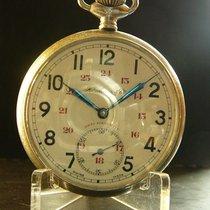 H.Moser & Cie. Vintage WWII Obserser Pocket Watch