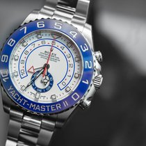 Rolex Yacht Master II 44mm Blue Ceramic