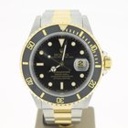 Rolex Submariner Steel/Gold (B&P1995) Black Dial  40mm