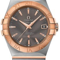 Omega Constellation Co-Axial Automatic 35mm 123.20.35.20.06.002