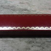 Cartier vintage red leather box for bracelet newoldstock