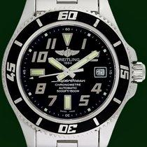 ブライトリング (Breitling) SuperOcean II 42mm Automatic Date Black Dial