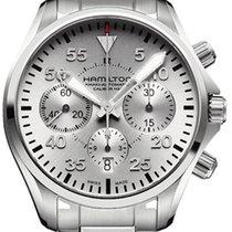 Hamilton Khaki Pilot Automatik Chronograph H64666155
