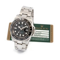 Rolex GMT - Master II Ref. 116710 LN with paper