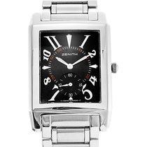 Zenith Watch Port Royal Rectangle 02.0250.887