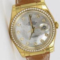Rolex Datejust Gelbgold NOS 116188