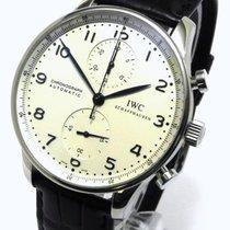 IWC Schaffhausen Portugieser Chronograph Ref Iw3714