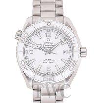 Omega Seamaster Planet Ocean 600M Master Chronometer White...