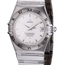 Omega Constellation '95 Steel on Steel 1502.30.00