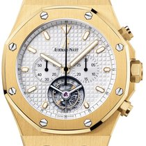 Audemars Piguet Royal Oak Tourbillon Chronograph 18K Yellow...